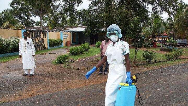 Либерия вводит чрезвычайное положение из-за лихорадки Эбола
