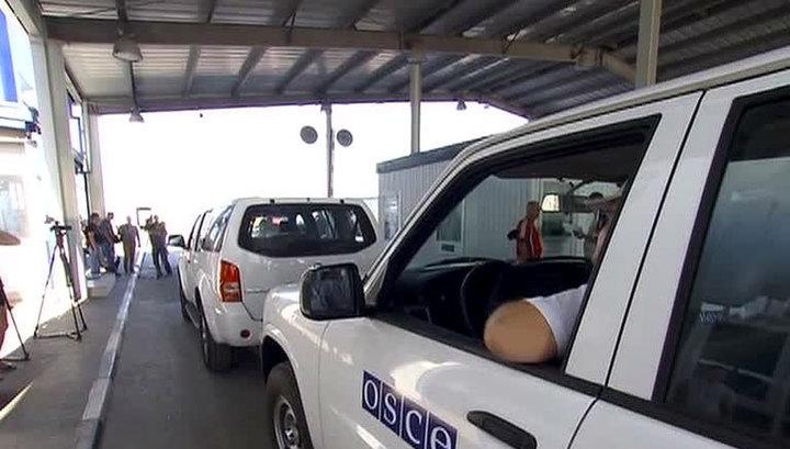 """Наблюдателям ОБСЕ и экспертам удалось проникнуть на место крушения """"Боинга"""""""