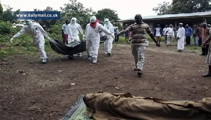 Лихорадка Эбола добралась до Канады
