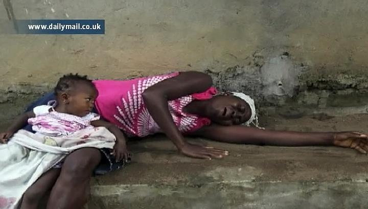 Борьба с вирусом Эбола: власти Нигерии советуют отменить собрания