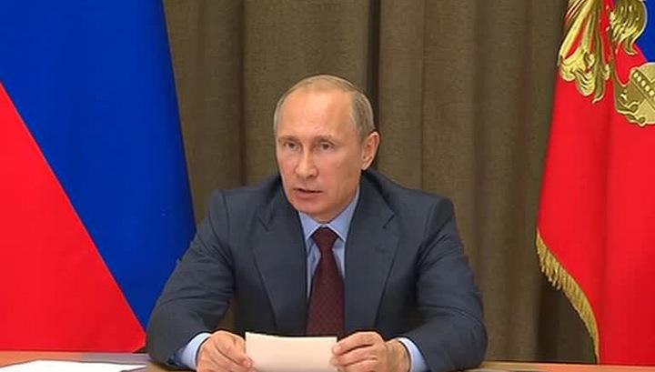 7 пунктов: Путин изложил план прекращения кровопролития на Украине