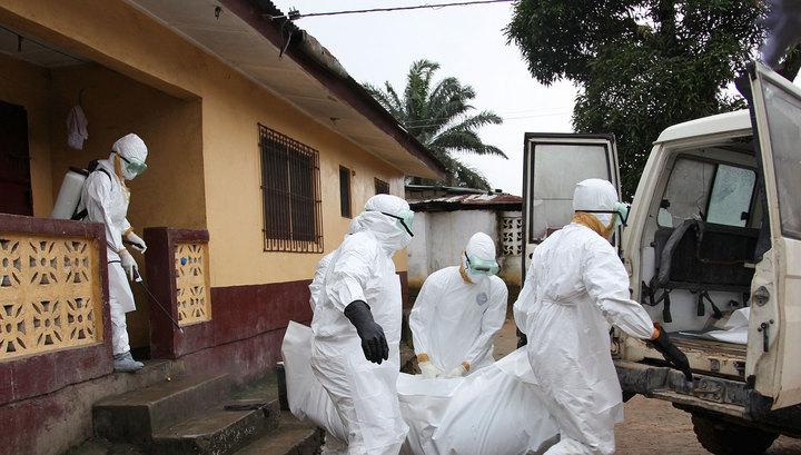 Вспышка Эболы: в Либерии скончался сотрудник миссии ООН
