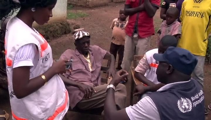Число жертв вируса Эбола выросло до 1069, заболевших - вдвое больше