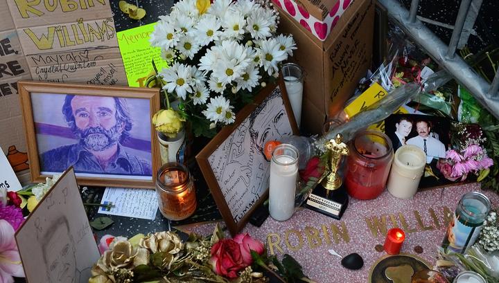 Робин Уильямс мог покончить с собой из-за финансовых проблем