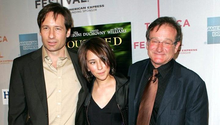 Интернет-тролли атаковали дочь покойного актера Робина Уильямса