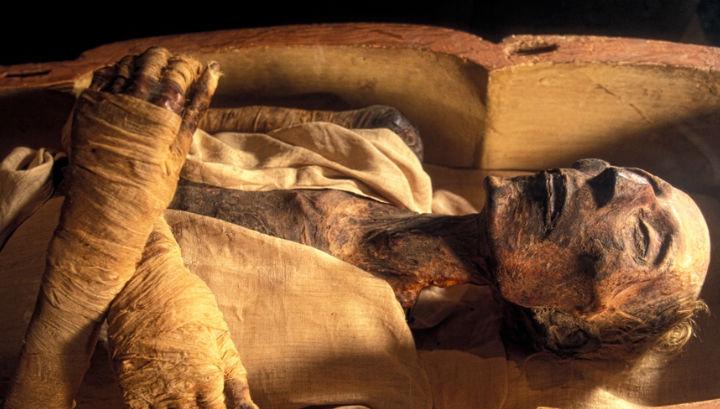Зачем мумии бальзамировали?