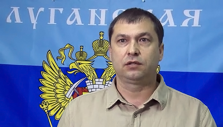 Глава Луганской народной республики Валерий Болотов подал в отставку