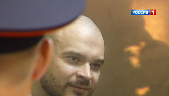 5 лет строгого режима: Тесак встретил судью надменной улыбкой