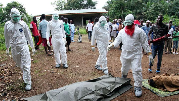 Лихорадка Эбола: Сенегал закрывает границу