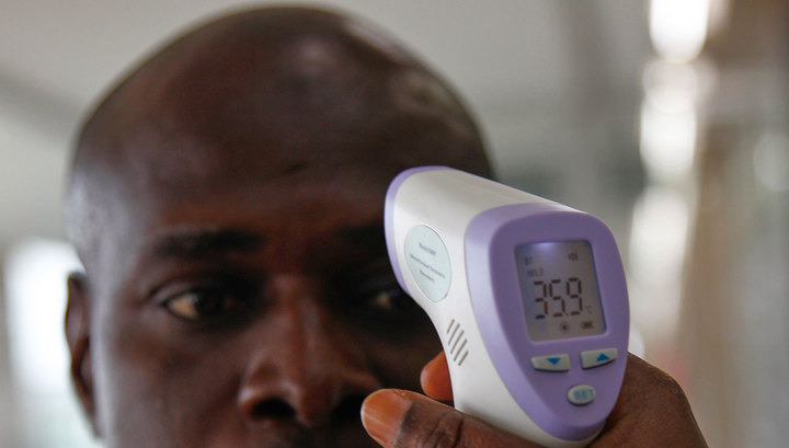 Вспышка лихорадки  Эбола может привести к мировому кризису