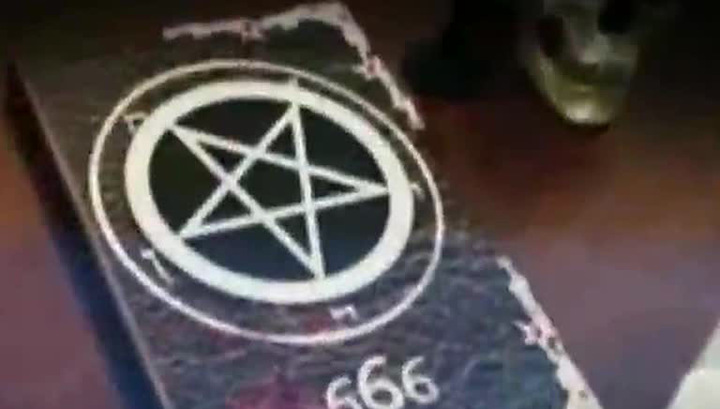 В Черкасской области Украины открыли Храм Дьявола