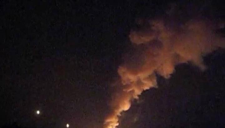 В Донецке в результате обстрела полностью разрушен храм Иоанна Кронштадтского
