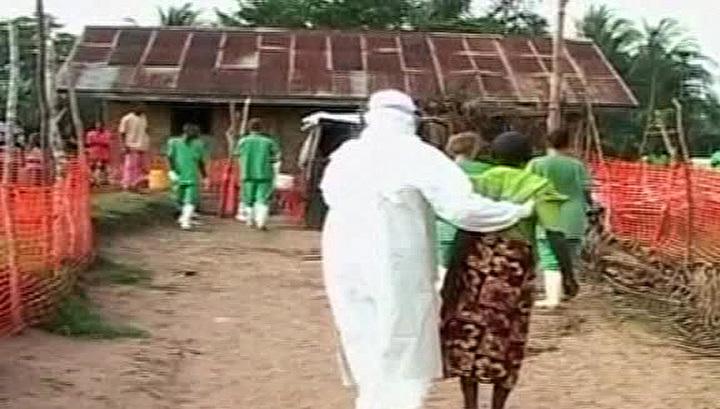 В Либерии бастуют врачи. Скончались десятки больных Эболой