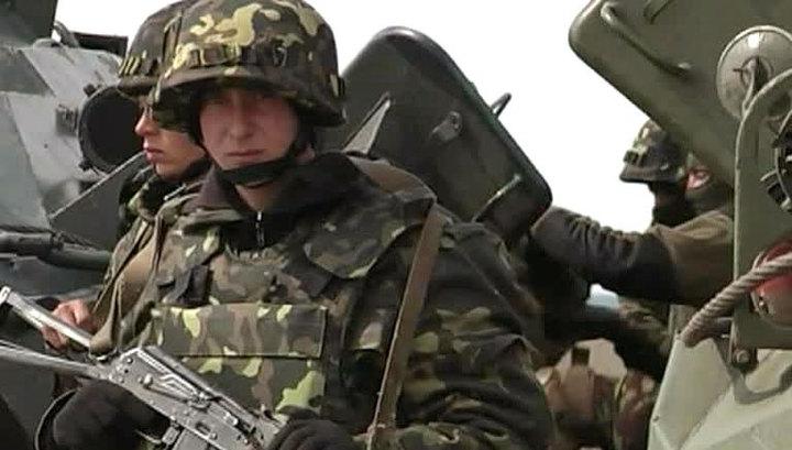 Больше ста украинских военных сдались в плен ополченцам ДНР