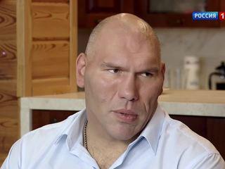 Николай Валуев возглавил попечительский совет регбийного клуба