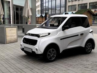 Мантуров оценил опытный образец российского электромобиля Zetta