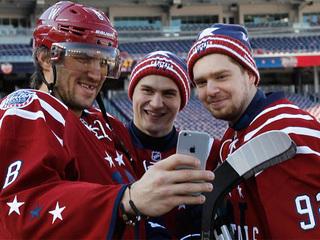 Овечкин, Кузнецов, Орлов и Самсонов отстранены от матчей НХЛ