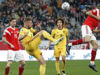 Евро-2020. Матч 4. Бельгия  Россия