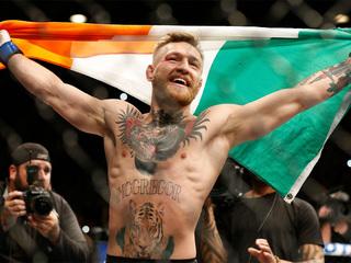Макгрегор зарезервировал чемпионский титул UFC