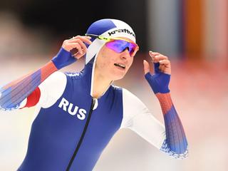 Воронина с рекордом завоевала золото на этапе Кубка мира в Херенвене