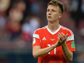Александр Головин избежал серьезной травмы в игре со словенцами