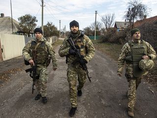 Украина объяснила инцидент на КПП в Донбассе сбоем в приложении
