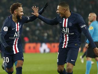 Неймар и Мбаппе выйдут в стартовом составе ПСЖ в полуфинале Лиги чемпионов