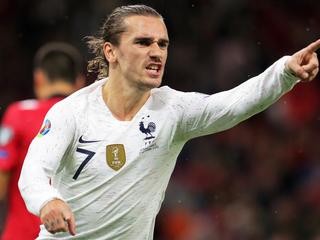 Французы разгромили болгарскую сборную
