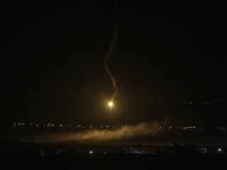 Израиль ударил по объектам ХАМАС