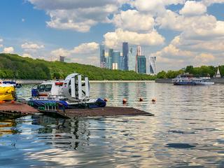 Задержан водитель катера, причастный к гибели ребенка на Москве-реке