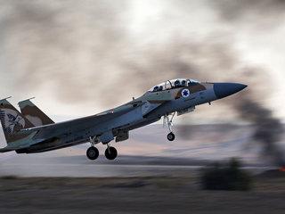 Минобороны Сирии: ВВС Израиля атаковали город Мисяф в провинции Хама
