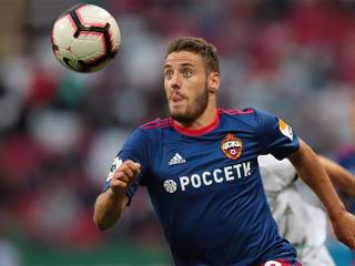 Хавбек ЦСКА Никола Влашич назван футболистом года в России