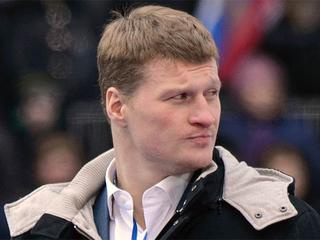 Боксер Александр Поветкин выписался из больницы