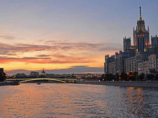 В Москве и области объявлен желтый уровень погодной опасности из-за ветра