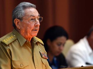 Факты. Кастро покидает пост руководителя Компартии Кубы