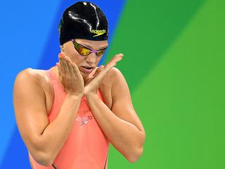Пловчиха Юлия Ефимова отобралась на Олимпиаду