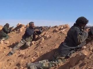 В Сирии не прекращаются бои между армией и отрядами боевиков