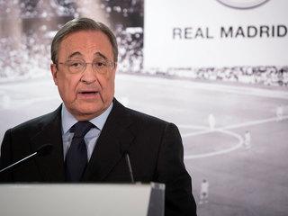 Президент мадридского Реала Перес заразился коронавирусом