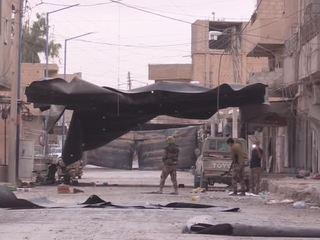 Нападение террористов на КПП в Сирии: двое солдат погибли, двое ранены