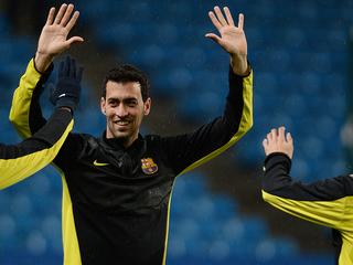 Браис Мендес вызван в сборную Испании вместо Бускетса