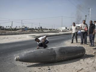 Сектор Газа и Израиль обменялись ударами