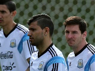 Сборная Аргентины объявила заявку на Кубок Америки