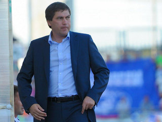 Нижний Новгород уволил Евдокимова с поста главного тренера