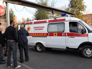 Спикер парламента Армении находится в больнице после избиения