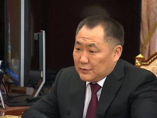 Глава Тувы ушел в отставку. Путин назначил врио