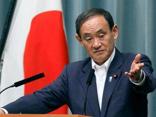 """Премьер-министр Японии решил не посещать """"скандальный"""" храм"""