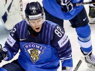 Хоккеисты Финляндии стартовали в российском этапе Евротура с победы над Чехией