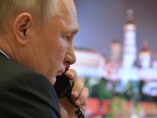 Путин обсудил с Курцем широкий спектр вопросов