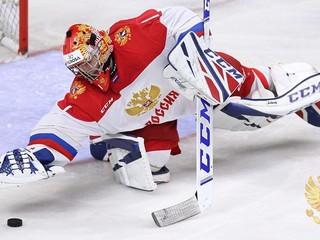 Ларионов определился с вратарем сборной России на матч с финнами