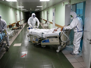 Еще 76 пациентов с коронавирусом скончались в Москве